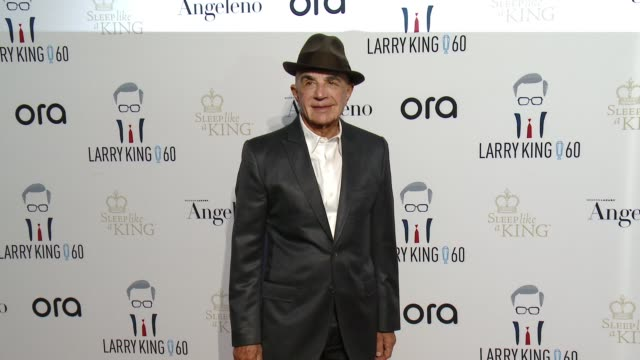 Robert Shapiro at Larry King's 60th Broadcasting Anniversary in Los Angeles CA