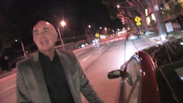 Robert Shapiro at Madeo in West Hollywood at the Celebrity Sightings in Los Angeles at Los Angeles CA
