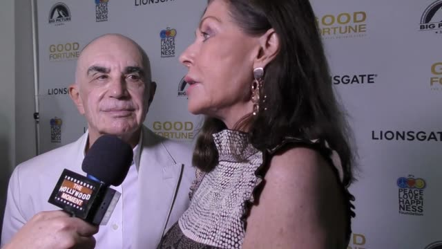 Robert Shapiro at the 'Good Fortune' LA Premiere on June 29 2017 in Beverly Hills California