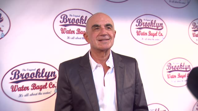 Robert Shapiro at the Larry King Brings Brooklyn To LA With The Grand Opening Of Brooklyn Water Bagel at Beverly Hills CA