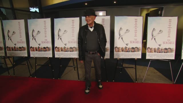Robert Shapiro at The Seagull Premiere in Los Angeles CA