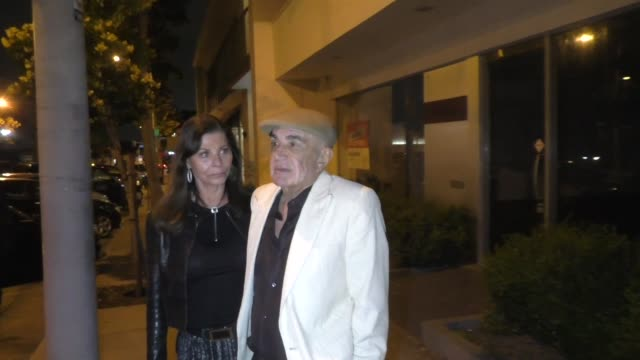 INTERVIEW Robert Shapiro discusses the Alabama Abortion Bill outside Craig's restaurant in West Hollywood in Celebrity Sightings in Los Angeles