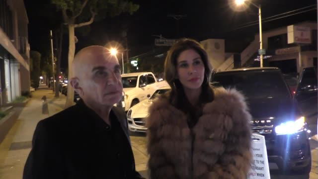INTERVIEW Robert Shapiro on athlete's first amendment right to take a knee outside Craig's in West Hollywood at Celebrity Sightings in Los Angeles on...