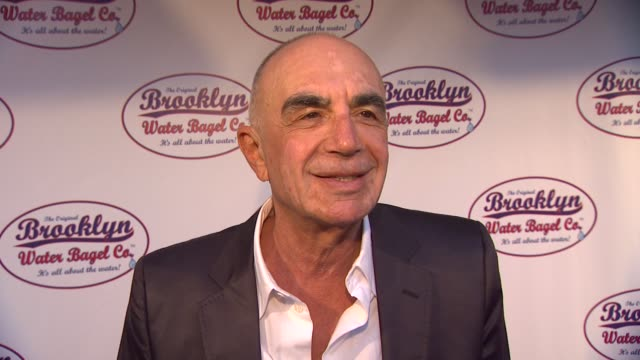 Robert Shapiro on what brings him out tonight why its great to have a piece of Brooklyn in Beverly Hills what this new restaurant will bring to the...