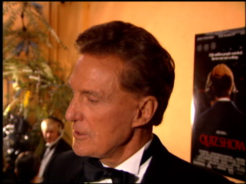 robert stack at the 1995 academy awards spago party at spago in beverly hills, california on march 27, 1995. - 67th annual academy awards stock videos & royalty-free footage