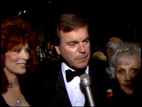 robert wagner at the 4th annual american cinema awards at the beverly wilshire hotel in beverly hills california on september 20 1987 - robert wagner stock videos & royalty-free footage