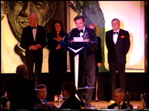 Robert Wagner at the Various Events with Frank Sinatra on January 1 1993