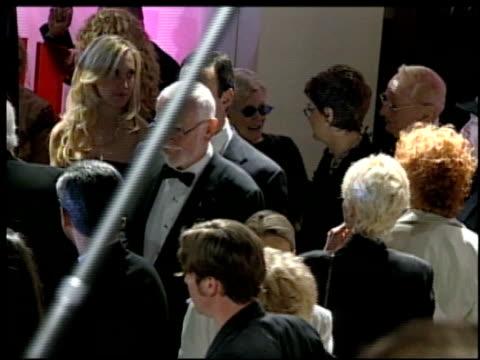 robert wise at the 2002 academy awards 'ago' party at the kodak theatre in hollywood, california on march 24, 2002. - robert wise bildbanksvideor och videomaterial från bakom kulisserna