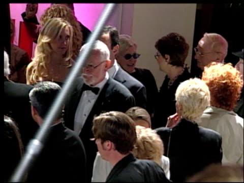 robert wise at the 2002 academy awards vanity fair party at morton's in west hollywood, california on march 24, 2002. - robert wise bildbanksvideor och videomaterial från bakom kulisserna