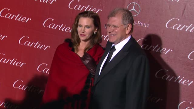 robert zemeckis at 24th annual palm springs international film festival awards gala on 1/5/13 in los angeles ca - robert zemeckis stock videos and b-roll footage
