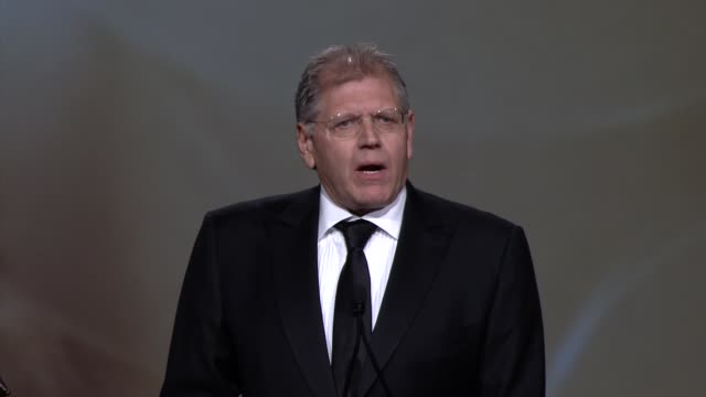 SPEECH Robert Zemeckis at 24th Annual Palm Springs International Film Festival Awards Gala on 1/5/13 in Los Angeles CA