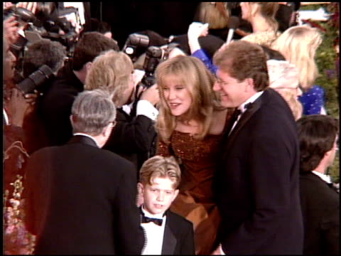 robert zemeckis at the 1995 academy awards arrivals at the shrine auditorium in los angeles california on march 27 1995 - robert zemeckis stock videos and b-roll footage
