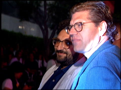 robert zemeckis at the 'batman foreve'r premiere on june 9 1995 - robert zemeckis stock videos and b-roll footage