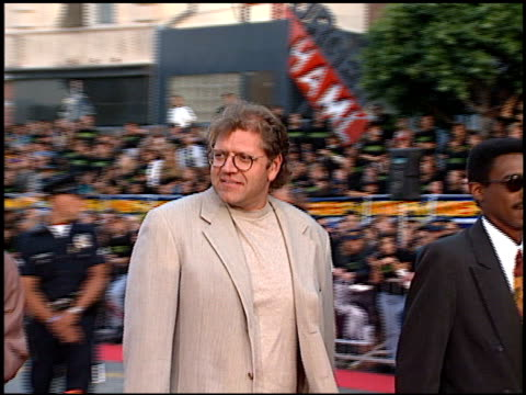 robert zemeckis at the 'eraser' premiere at grauman's chinese theatre in hollywood california on june 11 1996 - robert zemeckis stock videos and b-roll footage