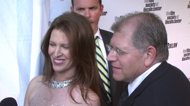 robert zemeckis at the film society of lincoln center's 36th gala tribute honoring tom hanks at new york ny - robert zemeckis stock videos and b-roll footage