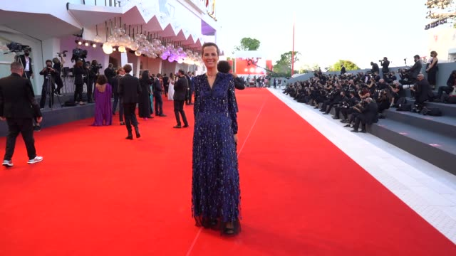 ITA: 'Closing Ceremony Red Carpet Arrival, 77th Venice Film Festival