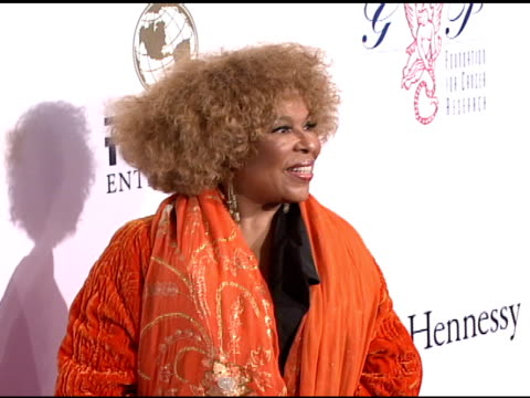 roberta flack at the denise rich marks 10th year of the gp foundation with an evening of stars and music at the 2007 angel ball at marriott marquis... - marriott marquis new york stock videos & royalty-free footage