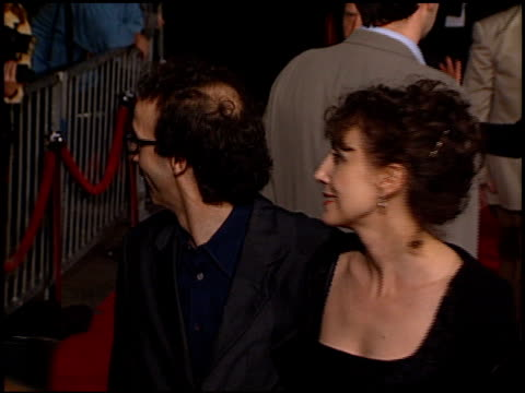 Roberto Benigni at the 'Life is Beautiful' Premiere at Grauman's Chinese Theatre in Hollywood California on October 22 1998