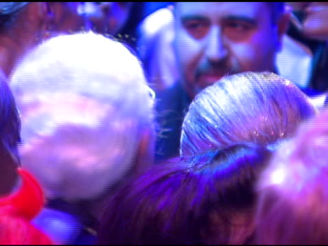 roberto cavalli at the roberto cavalli vodka and giuseppe cipriani celebrate halloween at cipriani 42nd street in new york, new york on october 31,... - ブランド ロベルト・カヴァリ点の映像素材/bロール