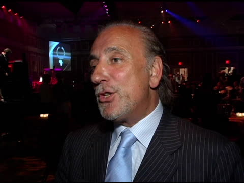 Roberto Coin Interview at the Diamond Trading Company In Style Party Benefiting YouthAIDS Performance By Wynonna Judd at the Wynn Hotel in Las Vegas...