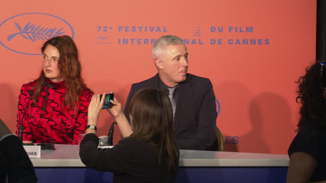 FRA: Closing Ceremony Press Conference ' The 72nd Cannes Film Festival