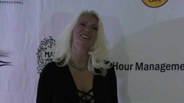 Robin McAuley at the 5th Annual Rock Godz Hall Of Fame Awards at Hard Rock Cafe on October 26 2017 in Hollywood California