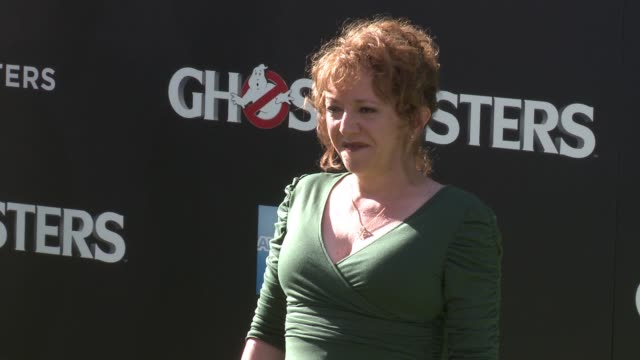 robin shelby at premiere of sony pictures' ghostbusters in los angeles ca - shelby stock videos & royalty-free footage
