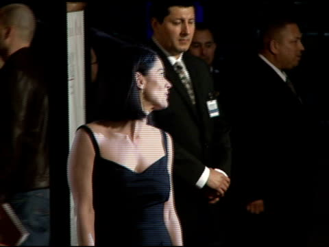 robin tunney at the 'snow angels' premiere at grauman's egyptian theatre in los angeles california on february 28 2008 - grauman's egyptian theatre stock videos & royalty-free footage