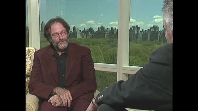 robin williams on his parents - acting performance stock videos & royalty-free footage