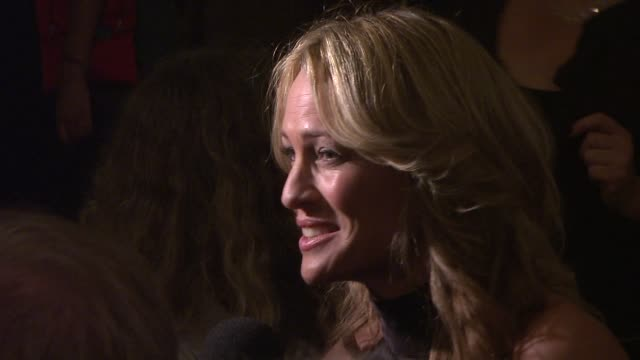 robin wright penn at the premiere of what just happened at new york ny - robin wright stock videos & royalty-free footage
