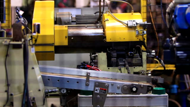 robot cutting - seal stamp stock videos & royalty-free footage