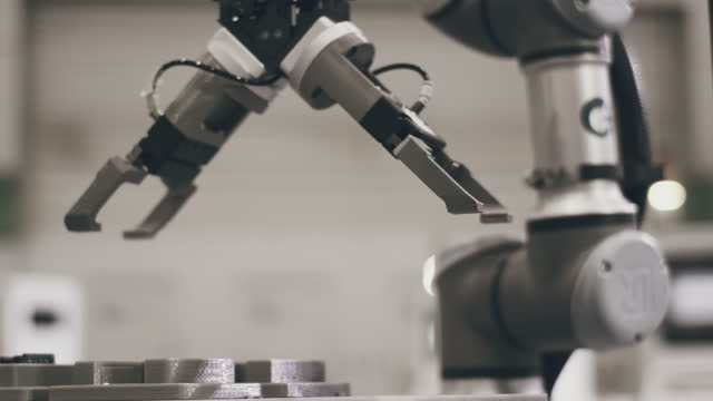 robot factory - physical activity stock videos & royalty-free footage