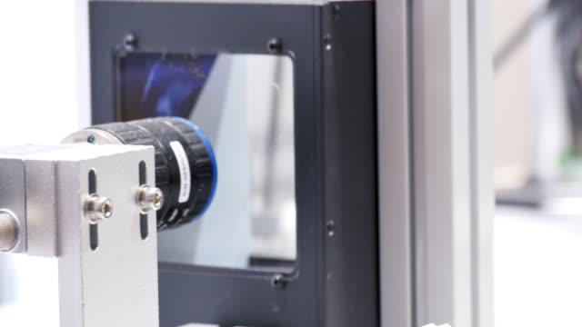 vídeos y material grabado en eventos de stock de máquina robot de inteligencia artificial - ciborg