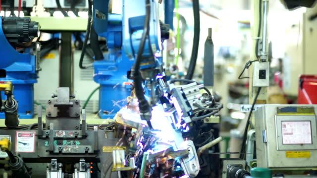 Roboter Schweißen