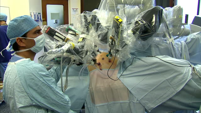 Robotic instruments that endow surgeons with 'superhuman' powers are being developed in a British laboratory Sky News has been shown a probe that...