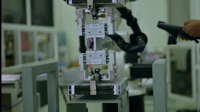vídeos y material grabado en eventos de stock de entrenamiento robótico - robótica