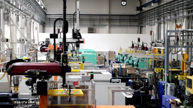Robots in fabbrica