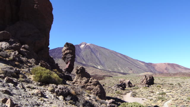Rocas de García - Teide Natural Park