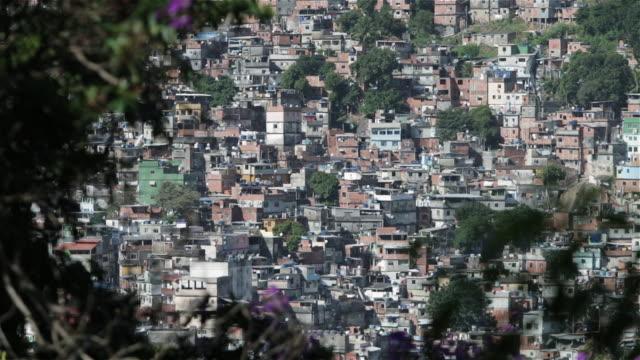 """ws rocinha favela  / rio de janeiro, brazil"" - favela stock videos and b-roll footage"