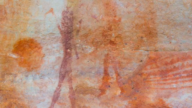 Rock Art Painting, Clanwilliam
