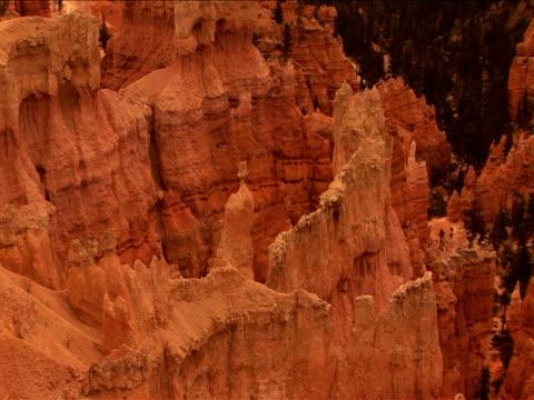 ms, zi, ha, rock formations, bryce canyon national park, utah, usa - ムラがある点の映像素材/bロール