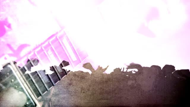 stockvideo's en b-roll-footage met rock guitar concert gig. hd - moderne rock