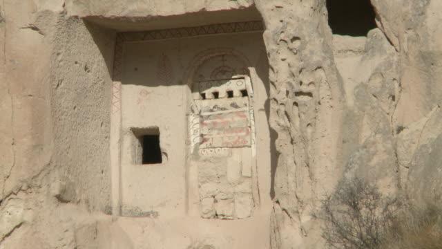 Rock house in Cappadocia, Turkey