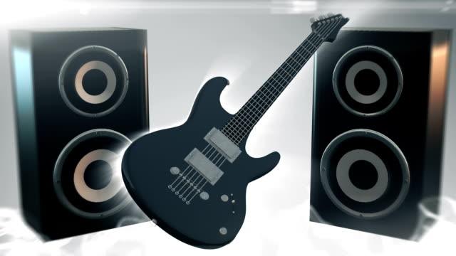 Rock music (silver) - Loop