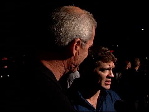 rock star premiere at the 'rock sta'r premiere on september 4, 2001. - 洛杉磯西木區 個影片檔及 b 捲影像