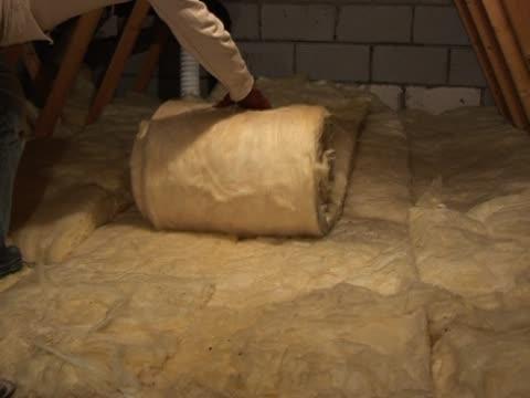 Rock Wool Loft / Attic Insulation 2
