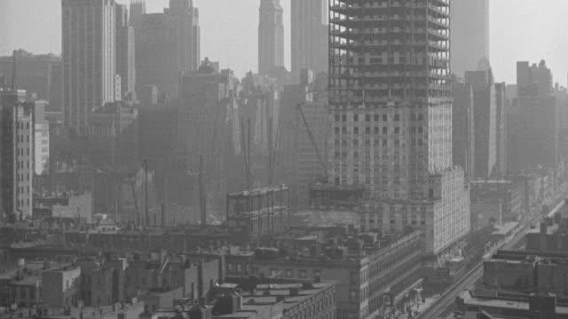 WS Rockefeller Center under construction