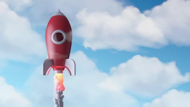 stockvideo's en b-roll-footage met raket - 4k-resolutie - raket wapen