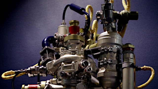 Rocket engine and exhaust pipes