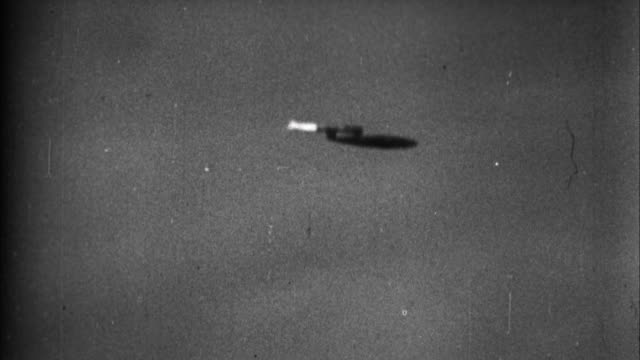 v1 rocket flies over london / united kingdom - 1941 stock videos & royalty-free footage